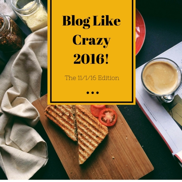 Blog Like Crazy